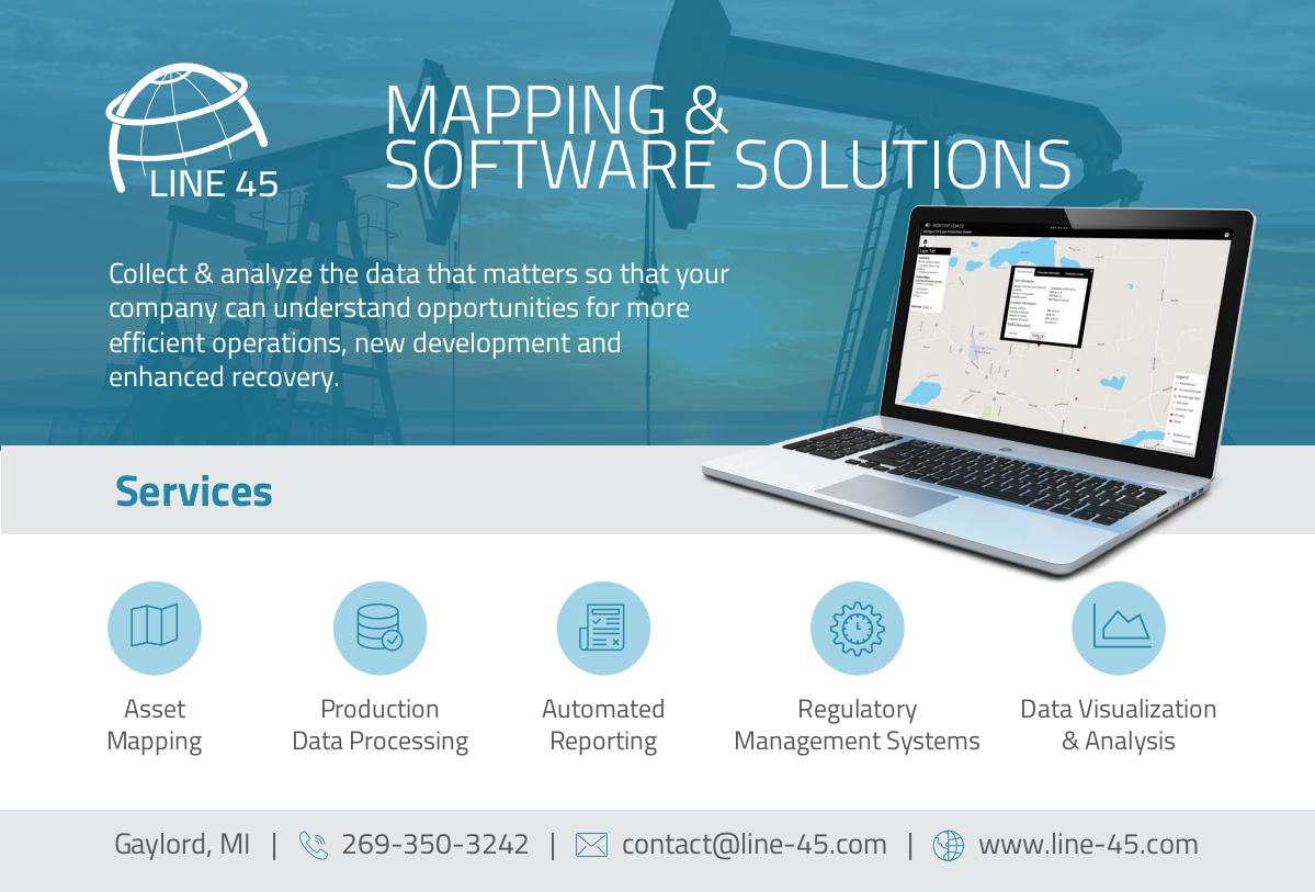 GIS Professional Services Magazine Advertisement