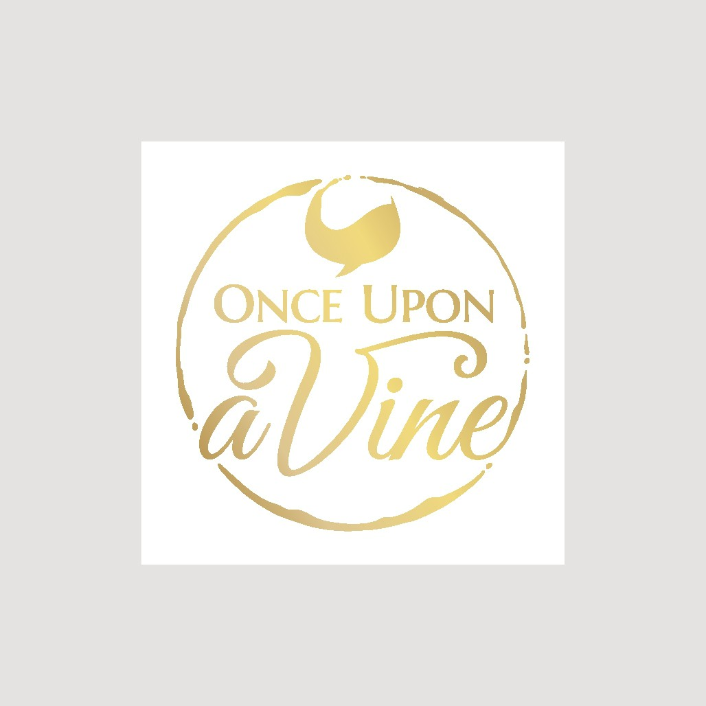 Logo for passionate wine biz with fabulous stories to share