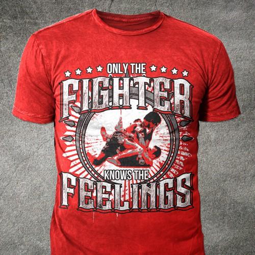 Fighter feelings