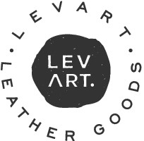Leather goods logo