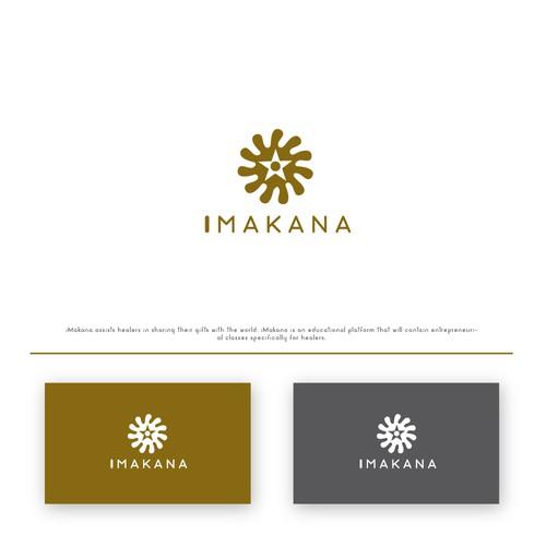 IMAKANA Logo Design