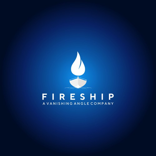 Design a powerful new logo for film marketing company FireShip