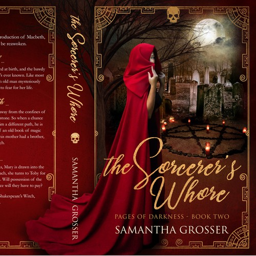 The Sorcerer's Whore - Paranormal Mystery