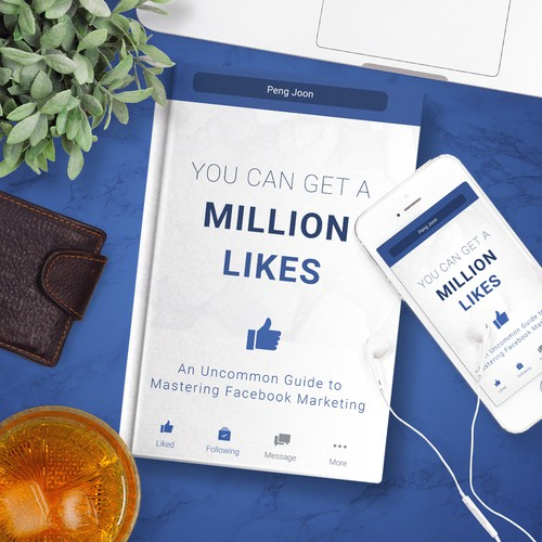 You Can Get a Million Likes Book Cover