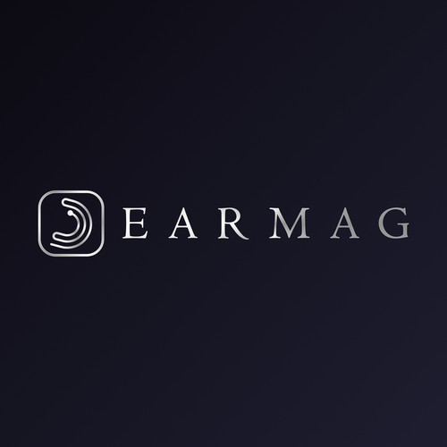 Logo concept for Earmag