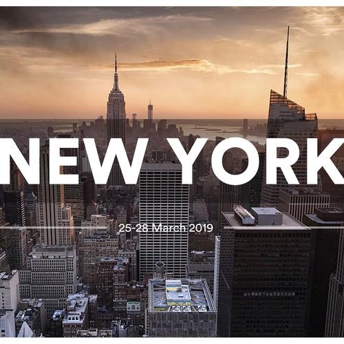 Cover Design for NewYork