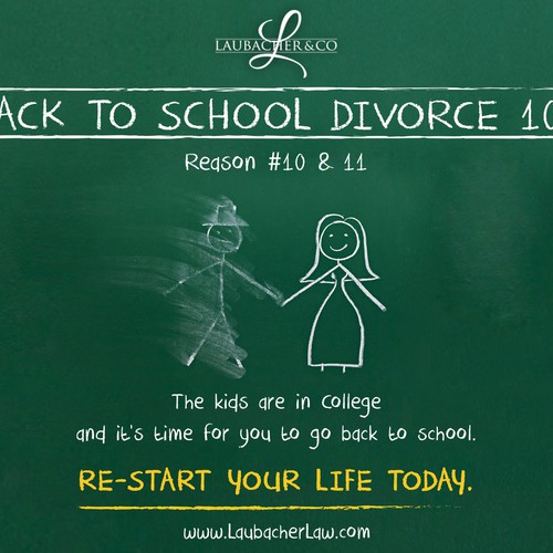 Back to School Divorce