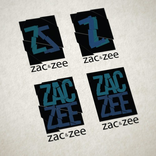 logo for zac&zee