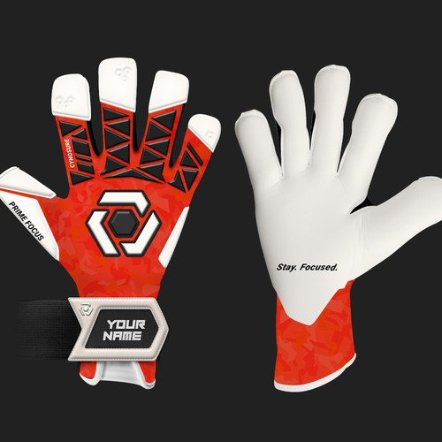 Prime Focus Goalkeeper gloves 2020