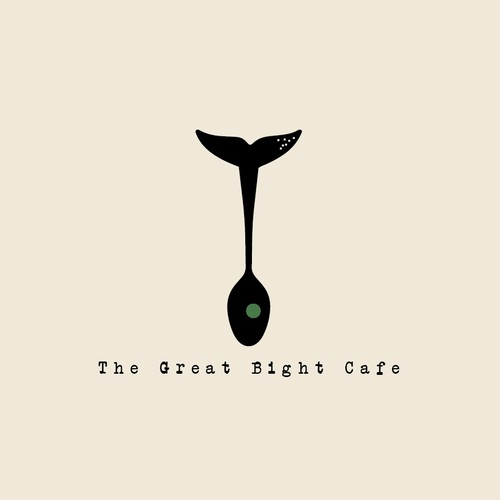 Logo Concept for The Great Bight Cafe
