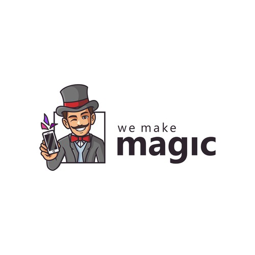 We Make Magic Logo