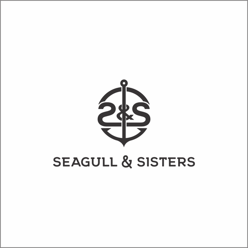 logo for seagull & sisters