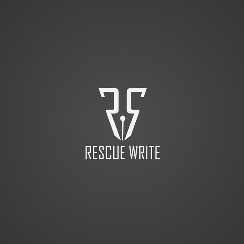 R RR RS Pen Logo