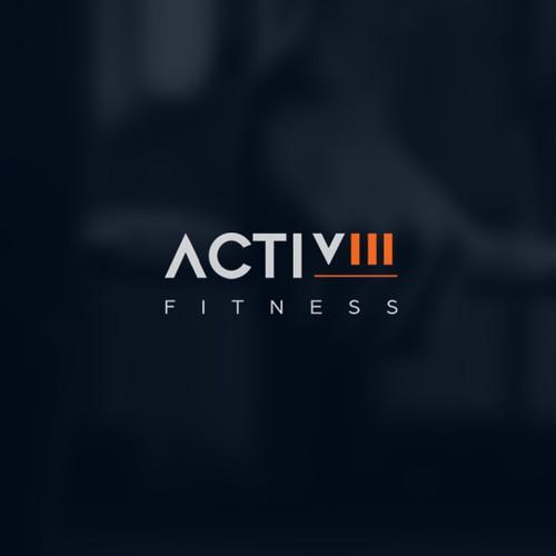 Fitness (gym) brand logo