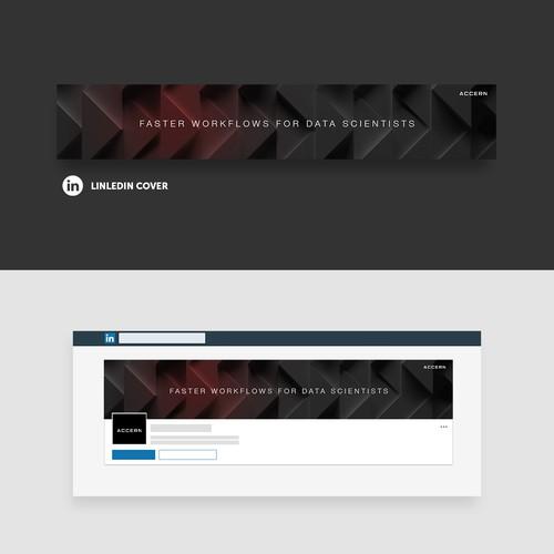 Premium LinkedIn Cover Banner