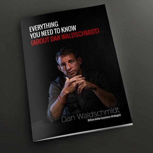 Brochure design for a business strategist