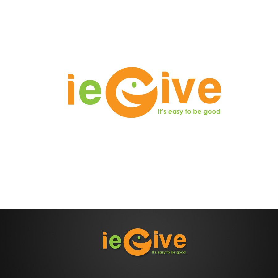 ======>> Donation to KIDS website and new start-up ieGive.com needs a new logo