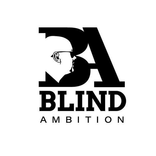 Logo concept for Blind Ambition