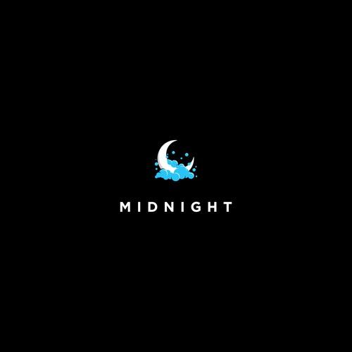 Unique Logo Design for Night Car Wash Service