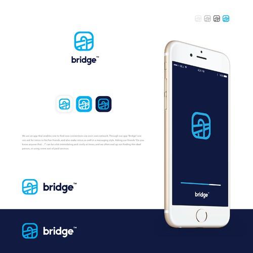 Logo Concept Bridge