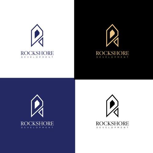r real estate logo