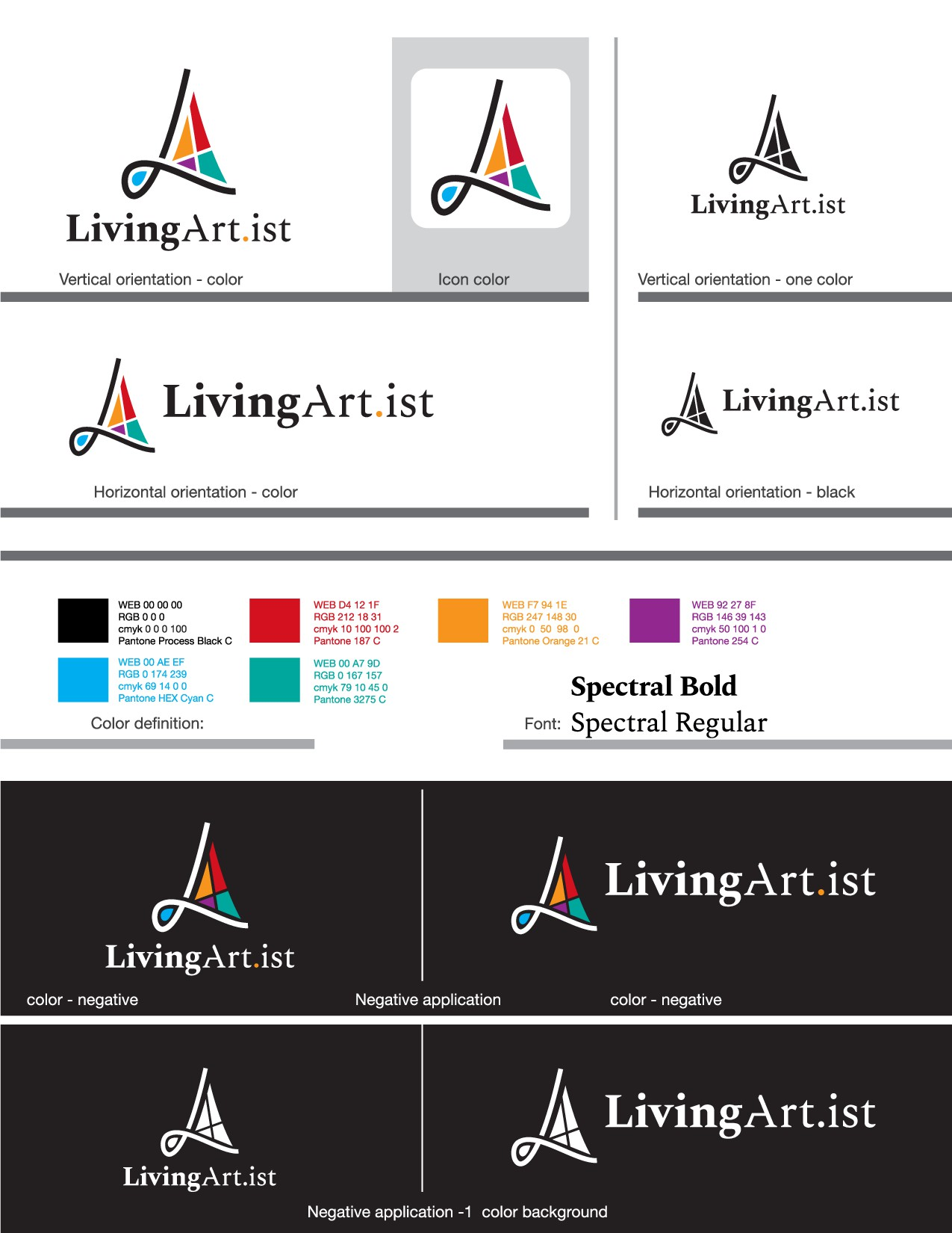 LivingArt.ist needs branding the world will love
