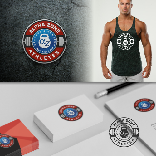 Design a modern/fun logo for a new fitness company! Military style and sports performance