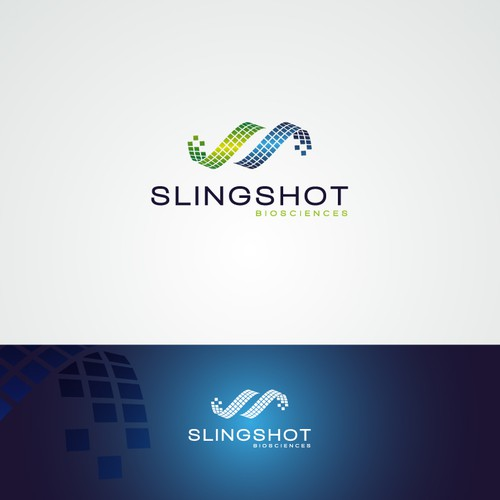 Help Slingshot Biosciences with a new logo