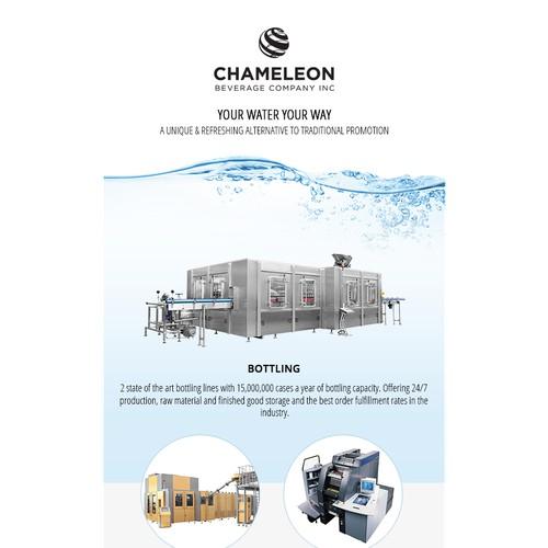 Email Design for CHAMELEON