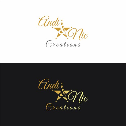 Create elegant universal logo for new business