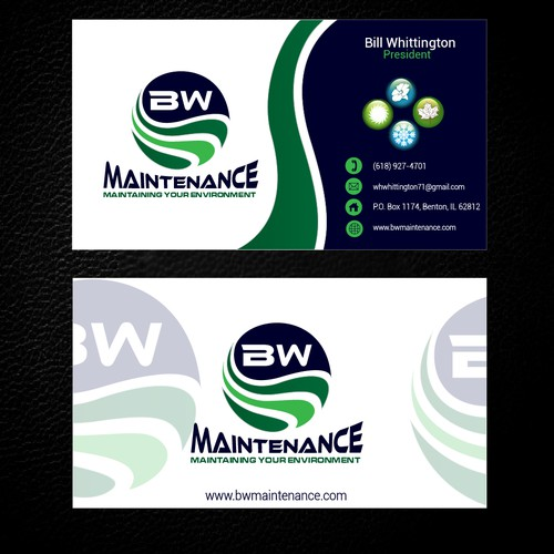 BW Maintenance logo