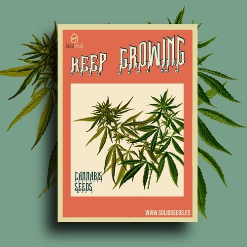 Cannabis Seeds advertisements