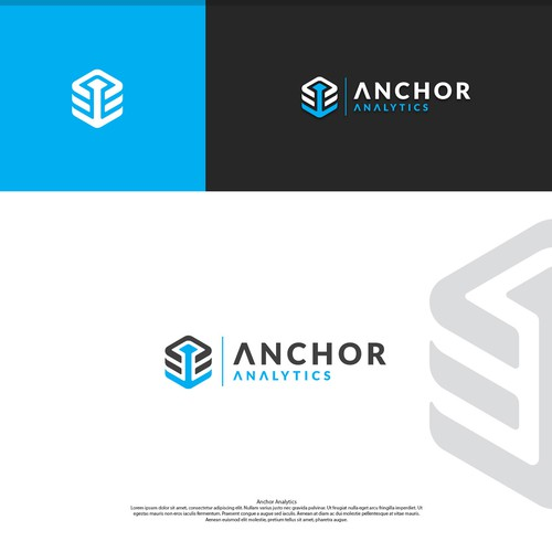 Logodesign for Anchor Analytics