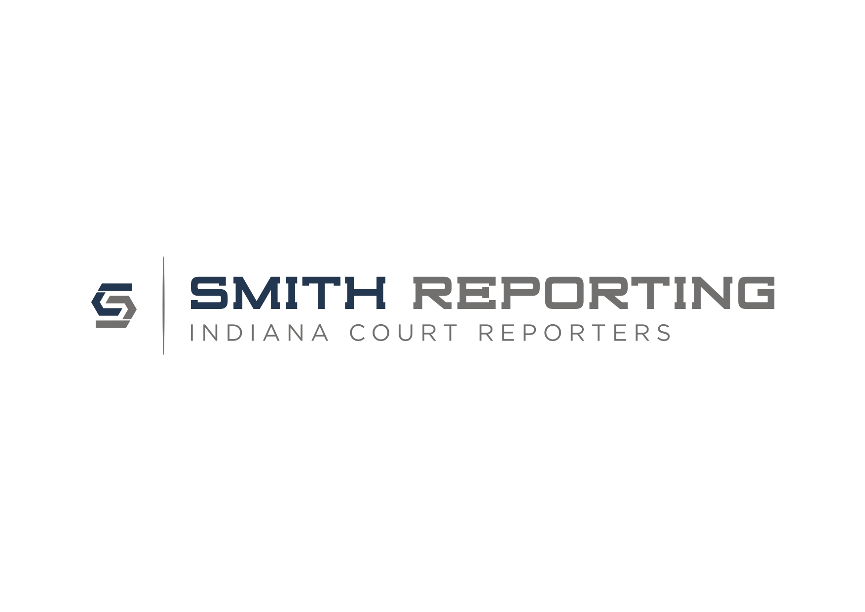Help Smith Reporting update our logo!