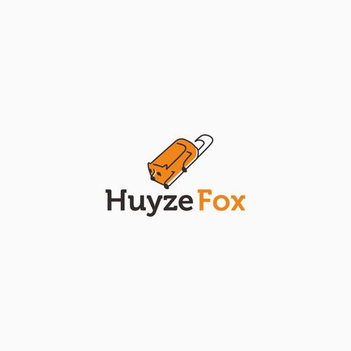 maak een logo die jijzelf zou overhalen er te willen overnachten.