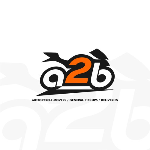 Logo for Motorcycle Moving Company