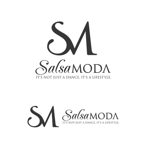Logo for salsa dancing lifestyle brand