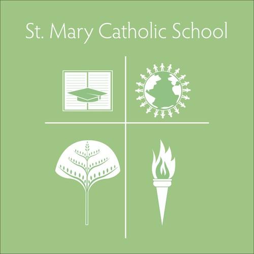 Logo design for elementary school