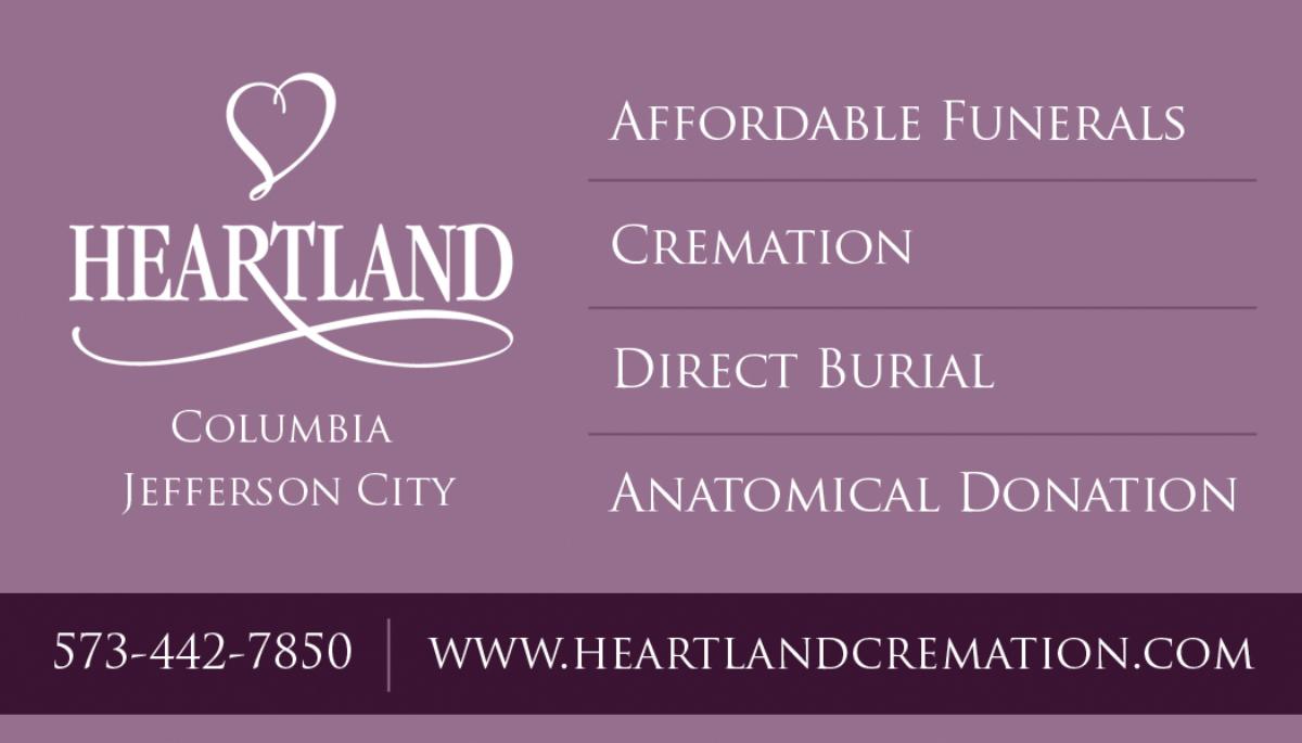 Heartland Golf Scorecard Ad