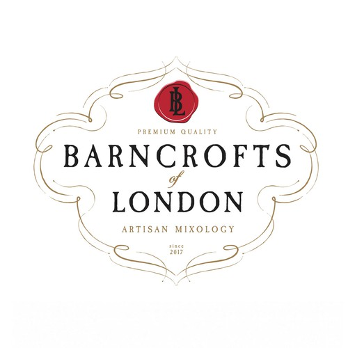Design a classic looking logo for small London based artisan drinks startup business