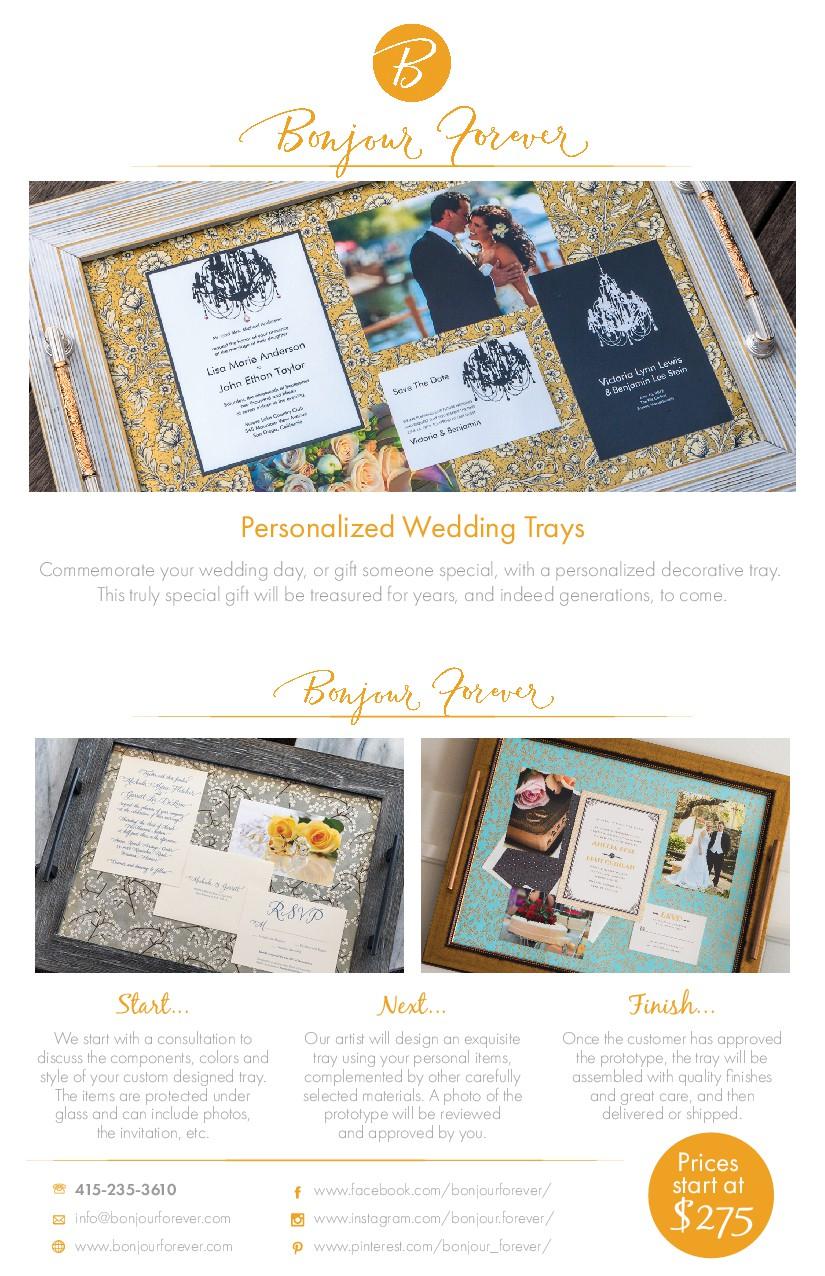 Wedding Product Marketing Postcard Design