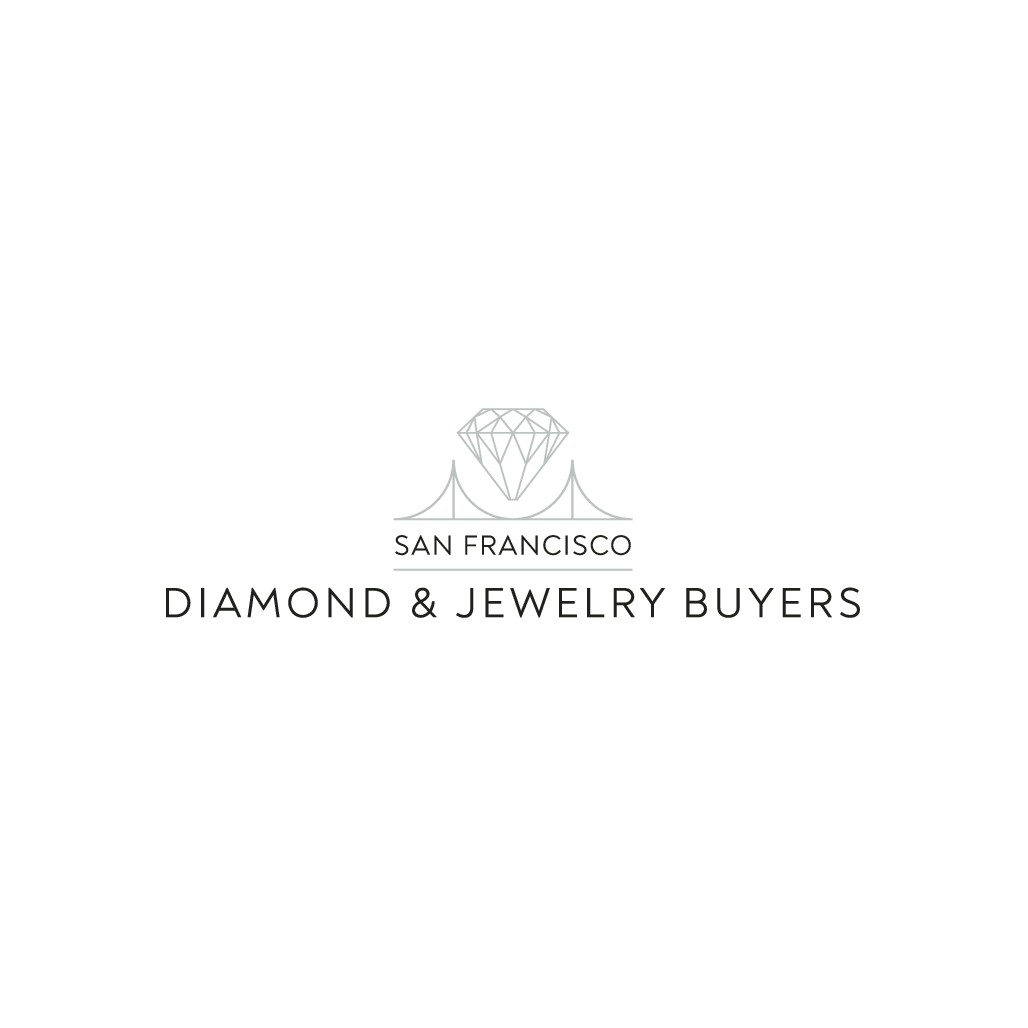 Design a fresh and sophisticated logo for an established diamond & jewelry buyer in san francisco