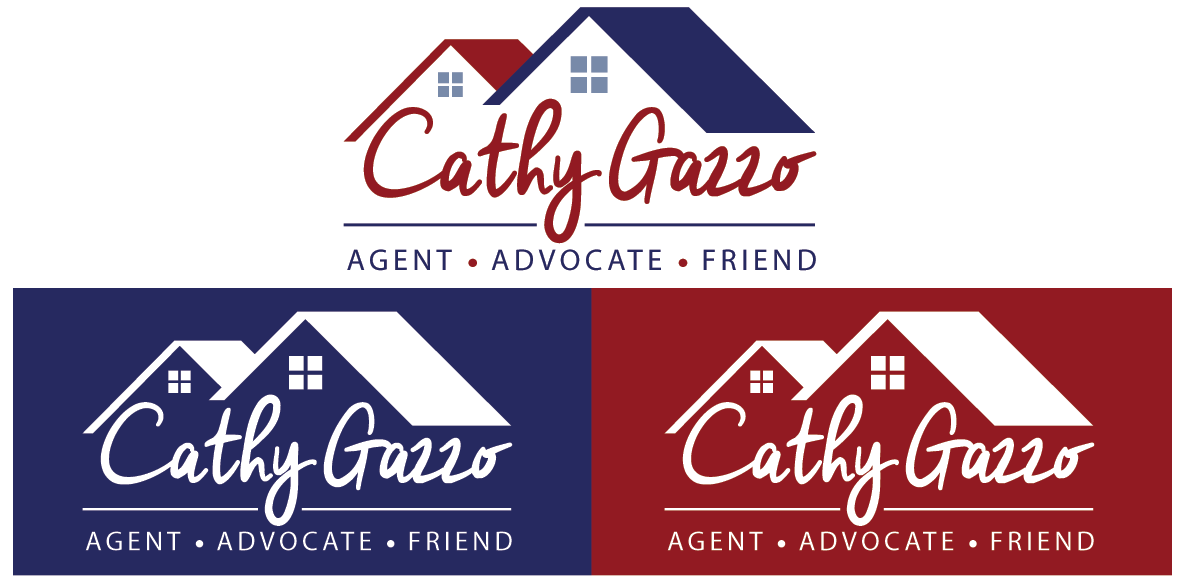 Create a classy & compelling logo for real estate agent Cathy Gazzo, Agent. Advocate. Friend.