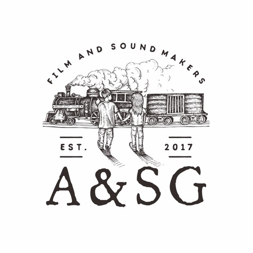 Logo Design for A&SG