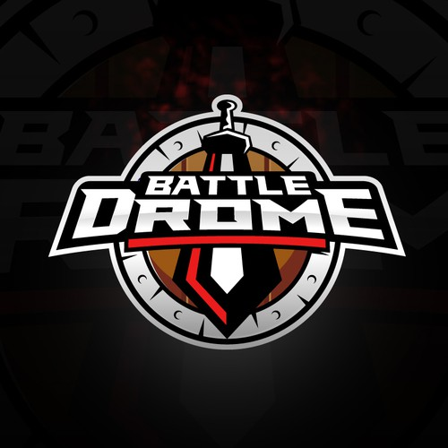 Battle Drome Logo