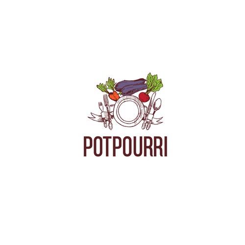 Logo for Potpourri