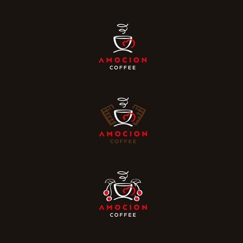 Innovative and striking Design for New Single Origin Gourmet Coffee