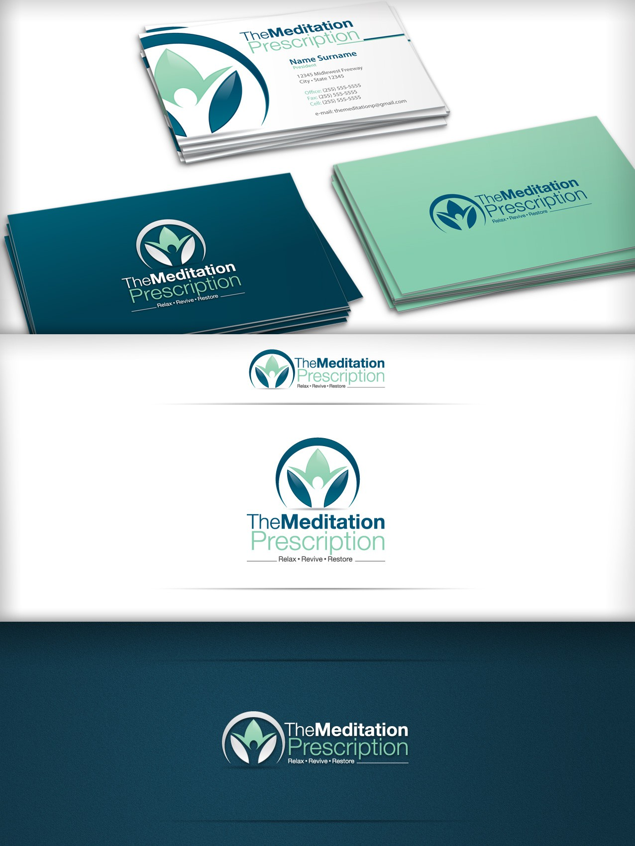 New logo wanted for The Meditation Prescription