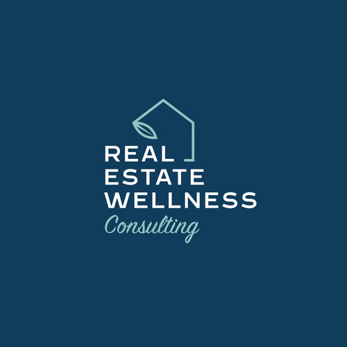 Logo proposal for Real Estate Wellness Consulting