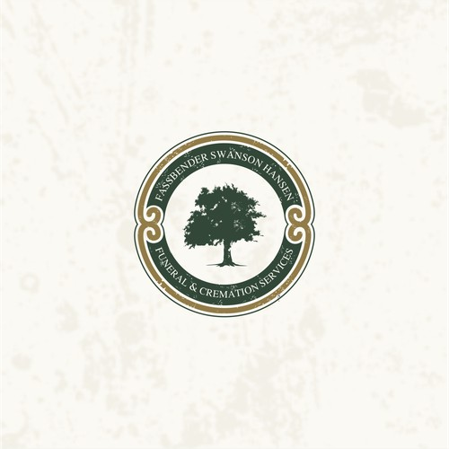 Funeral Home & Cremation Logo.